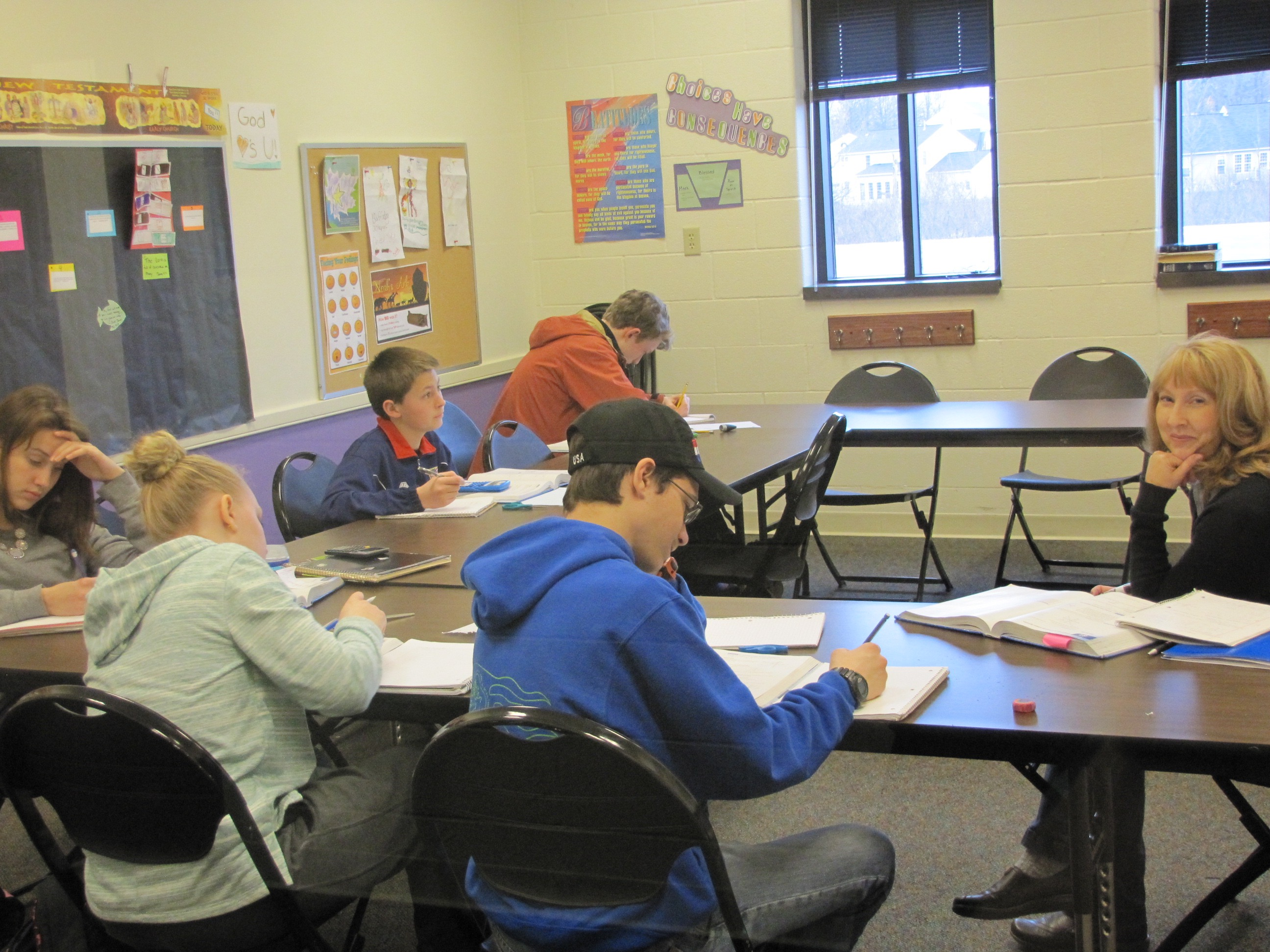 Ohio Homeschooling High School | Classes Grades 5 to 12